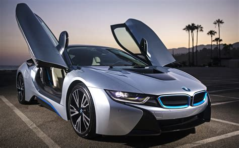 2015 Bmw I8 Is The Hybrid Sports Car Like No Other