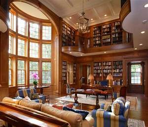 16, Classic, Home, Library, Designs, That, Are, Dream, Of, Every, Book, Lover
