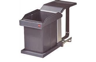poubelle de cuisine coulissante monobac kuchyňské vybavení koše odpadkové koš odpadkový hailo