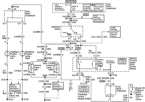 2003 Pontiac Sunfire Wiring Schematic by No Lights On Dash And No Lights What Fuse