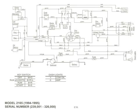 2165 Cub Cadet Wiring Diagram ih cub cadet forum 2165 wiring diagram