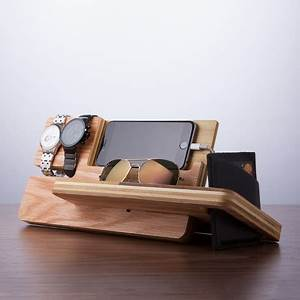 Universal Smart Phone Eye and Watch Dock Valet