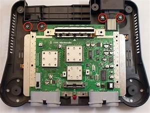 Nintendo 64 Motherboard Replacement