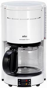 Braun Automatic Coffee Maker Aromaster Kf 47 Plus For 10