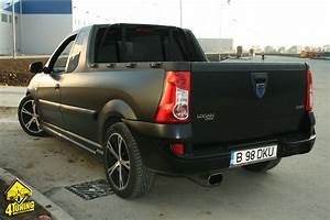 Pick Up Renault Dacia : dacia logan pickup picture 11 reviews news specs buy car ~ Gottalentnigeria.com Avis de Voitures
