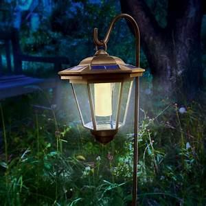 Lanterne Solaire Exterieur : lanterne suspendue solaire tivoli sur ~ Premium-room.com Idées de Décoration