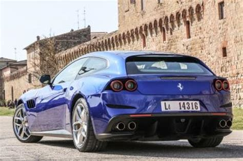 Review Gtc4lusso T by 2017 Gtc4lusso T Drive Review Driven