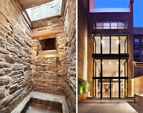 townhouse conversion  greenwich village  york city