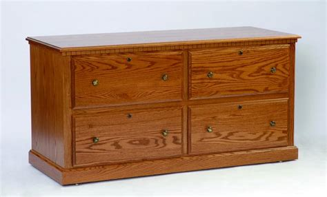 file credenza heirwood file credenza from dutchcrafters amish furniture