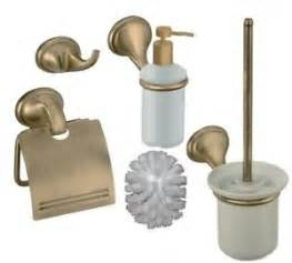 Bad Set Accessoires : alt messing badezimmer set bad accessoires bad ausstattung nostalgie old brass ebay ~ Whattoseeinmadrid.com Haus und Dekorationen