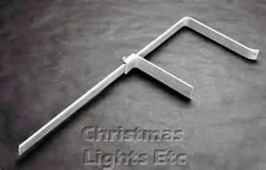 c7 c9 light strings parapet hanging bracket