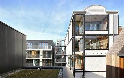 Savonnerie Heymans Housing Brussels Architecture Mdw Belgium