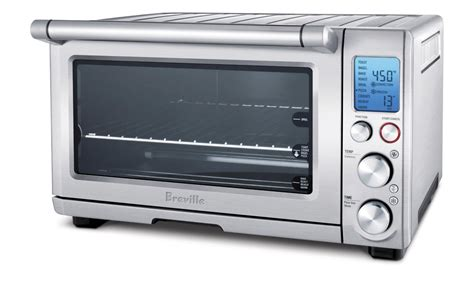 Breville Convection Toaster Oven Bov800xl With Element Iq