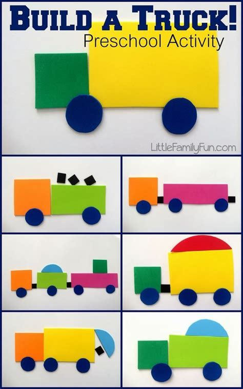 build a truck way to review shapes with preschoolers 361   7360de0ddbe1c6f3280ccdaea4812e19