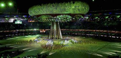 commonwealth games opening ceremony   show