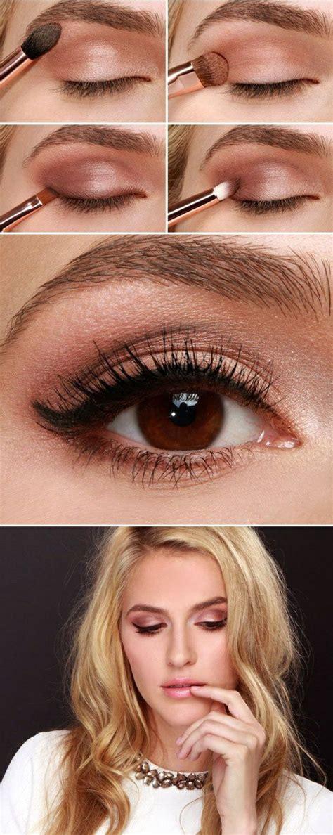 60 id 233 es pour le maquillage yeux marrons brown
