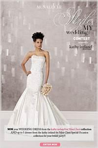 win a free wedding dress style my wedding contest With win a wedding dress