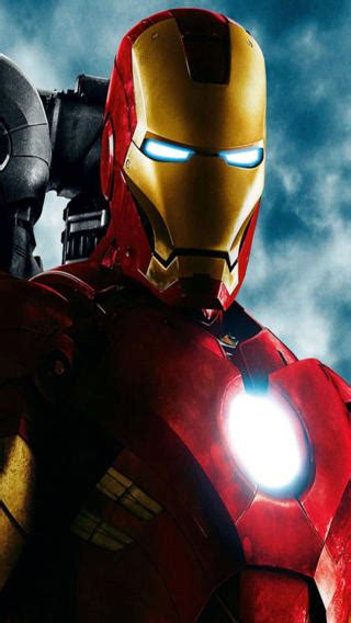 Iron Man Wallpaper Iphone Wallpapersafari