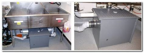 under sink grease trap sizing grease trap for kitchen sink sink and faucet home