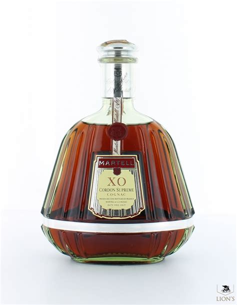 martell xo supreme cognac cognac martell xo cordon supreme one of the best types of