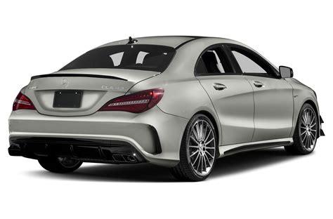 Cla 250 and amg cla 45. 2017 Mercedes-Benz AMG CLA 45 MPG, Price, Reviews & Photos ...