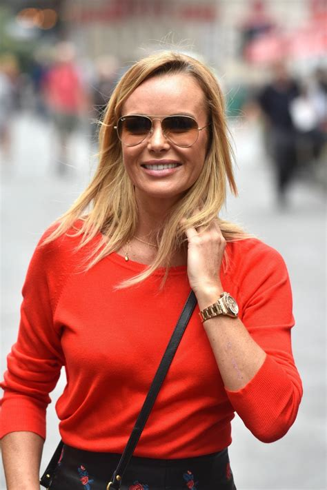Only high quality pics and photos with amanda holden. AMANDA HOLDEN Leaves Global Studios in London 09/16/2019 - HawtCelebs