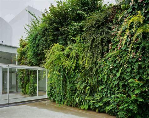 Blanc Vertical Garden by 21st Century Museum Green Bridge Vertical Garden