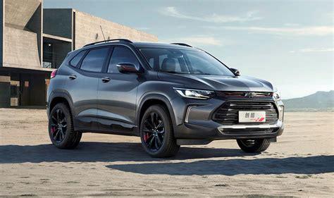 All New Chevrolet Trailblazer 2020 by 2020 Chevy Trailblazer Unveiled At Auto Shanghai Motor