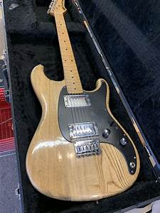 A Fine Young Man Brought This 1981 Ibanez Blazer In Today