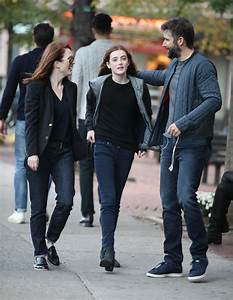 Julianne Moore Family Outing With Family in West Village ...