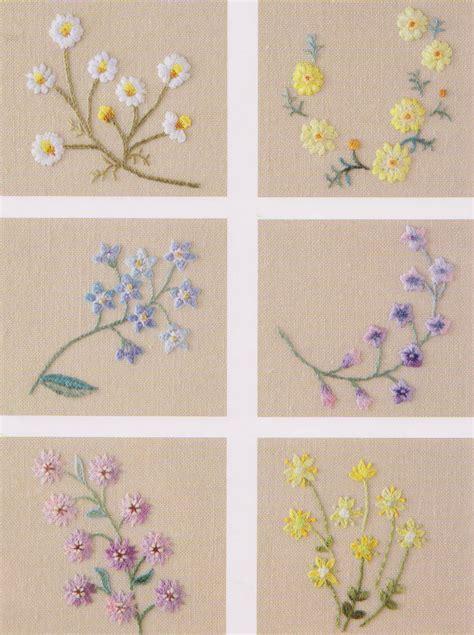flower garden patterns flower in my garden hand embroidery stitch sewing applique patchwork quilt pdf e patterns 5 00