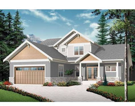 Traditional Style House Plan 4 Beds 3 5 Baths 2614 Sq/Ft