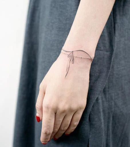 Photo  Tattoo  19 Tatouages Au Poignet Beaucoup Plus