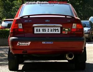 2001 Ford Ikon 1 6zxi - Shazikon U2019s Garage