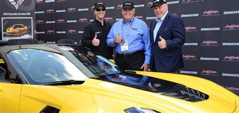 rick hendrick buys    corvette   million