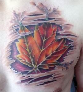 LEAF TATTOOS – Ideas Tattoo Collection