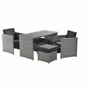 Salon Pour Balcon : mobilier exterieur pour balcon ~ Teatrodelosmanantiales.com Idées de Décoration