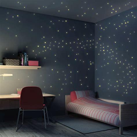 Wandtattoo Kinderzimmer Sternenhimmel by Wandtattoo Kinderzimmer Sternenhimmel 250er Set