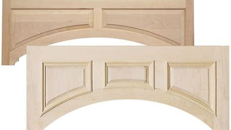 arch panels valances keystone wood specialties