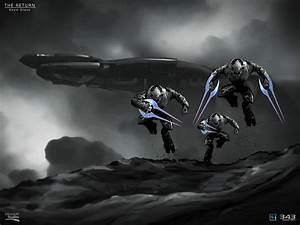 [43+] Halo Combat Evolved Wallpaper on WallpaperSafari