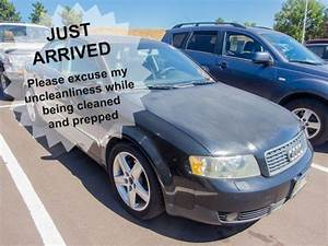 2005 Audi A4 1 8 T Manual For Sale