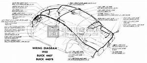 1950 Buick Special Series Wiring Diagrams