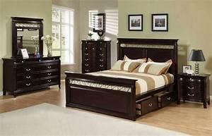 Great bedroom furniture popular interior house ideas for Discount queen bedroom set