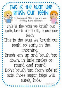 Brush your teeth poems Top Teacher - Innovative and