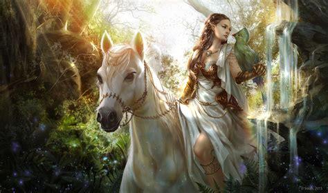 elves fantasy art fantasy girl wallpapers hd desktop