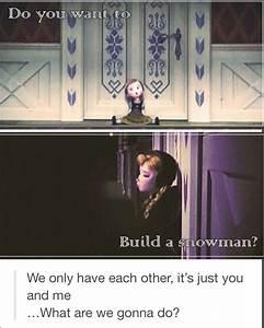Do You Want to Build a Snowman? | Let It Go! ️{Frozen ...