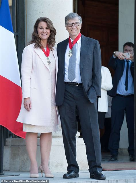 MELINDA GATES reveals What it's REALLY like being one half ...