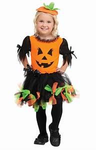 Halloween Kostüm Kürbis : k rbis prinzessin halloween kleinkinderkost m f r m dchen horror ~ Frokenaadalensverden.com Haus und Dekorationen
