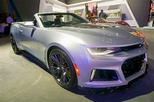 Image: 2017 Chevrolet Camaro ZL1 Convertible, 2016 New ...