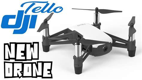 dji tello  dji drone youtube